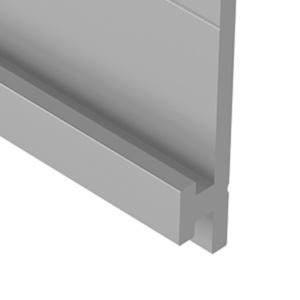 Profil aluminiowy środkowy