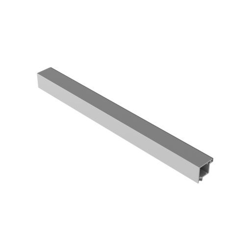 Profil aluminiowy obwiedniowy panel led