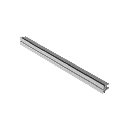 Profil aluminiowy środkowy panelu LED