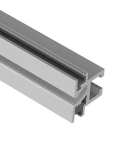 Profil aluminiowy środkowy panel led