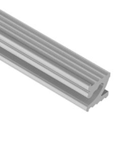 Profil aluminiowy wpuszczany