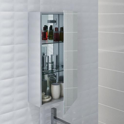 Szafka łazienkowa zawieszana na ścianie