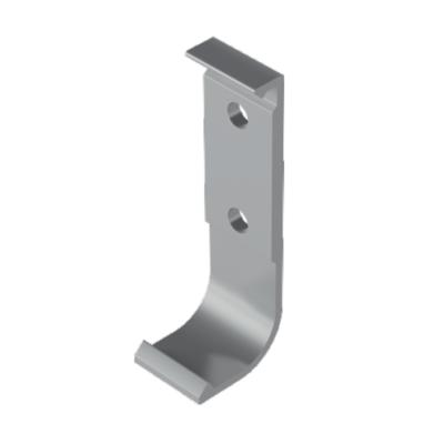 Mocowanie profilu aluminiowego L