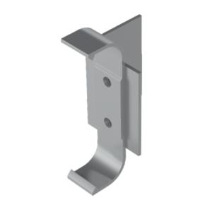 Mocowanie profilu aluminiowego C