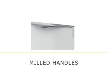 MILLED HANDLES